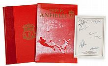 LIVERPOOL FC - STEVE HALE & ANDREW THOMPSON - This is Anfield, limited edition, numbered 333/2000