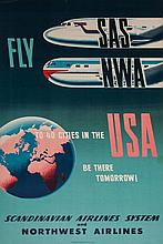 ANONYMOUS - FLY SAS NWA to the USA