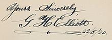 AUTOGRAPH ALBUM - ENTERTAINERS & ACTORS - Autograph album with signatures by actors