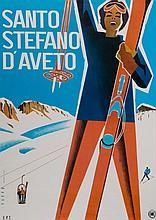 PUPPO, Mario (1905-1977) - SANTO STEFANO D'AVETO, ENIT