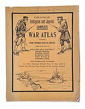 Orange Enterprise and Journal.- - Complete War Atlas, covering every possible scene of conflict,