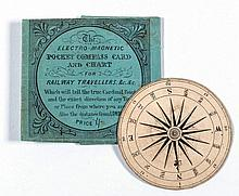 Kestell. - The Electro-magnetic Pocket Compass Card and Chart,
