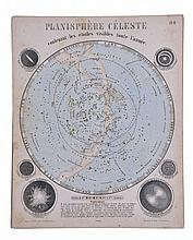 [Keissling & Co.] - Astronomie Populaire en Tableaux Transparents,