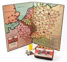 Waddington (John, Ltd.) - G.H.Q., The Waddington War Game,