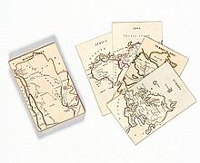Cards. Hodges (C.) - The New Geographical Cards,