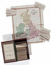 Cards. Betts (John) - The Interrogatory Game of British Geography,