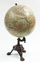 Lebégue (J., et Cie) - Globe Terrestre,