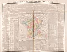 France.- - Atlas ... des Départements de la France,