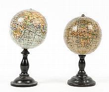 [J.F.L., Paris] - Terrestrial Globe,