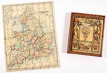 Jigsaw. Peacock (William, & Sons) - England & Wales, Geography & History,