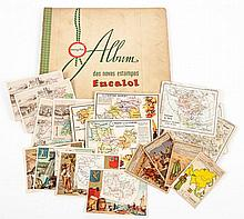 Van Houten.- - Van Houten's Pocket Atlas Containing Twenty Loose Maps,