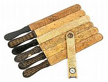The Eastern Telegraph Company Ltd.- - A group of four assorted letter openers,