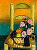 Lenormand (20th century) - Still Life on a Chair