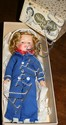IDEAL VINYL SHIRLEY TEMPLE DOLL, H 12
