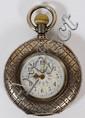 LONGINES LADY'S POCKET WATCH, C. 1900, 530021