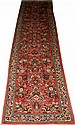 SAROUK WOOL PERSIAN RUNNER, 2' 10