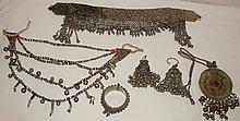 Belly Dancer Jewelry - 6 Pieces