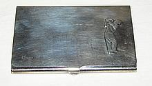 Sterling Golf Card Case
