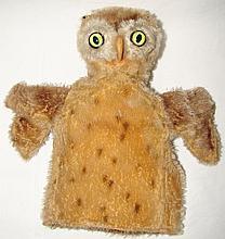 Steiff Owl Hand Puppet