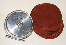Striper Fly Fishing Reel w/ Case by West Warwick Screw Products Co., Inc.