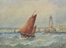 Richard Malcolm Lloyd (British 1855-1945)