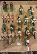 Britain's toy soldiers - Canadian Air Force figures etc