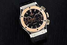 Reloj de pulsera para caballero marca HUBLOT, modelo Big Bang, realizado en