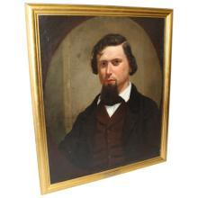 Civil War Portrait by Eliphalet F. Andrews
