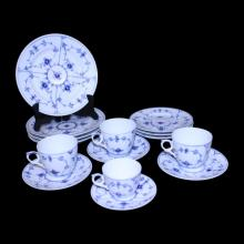 Royal Copenhagen Blue Fluted Plain China