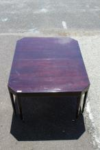 Contemporary Council Rosewood Dining Table