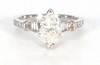 1.17ct Marquise Diamond Ring