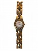 Ladies Solid 18k Gold Baume & Mercier Swiss Watch