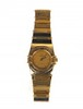 Ladies Omega Solid 18k Gold Watch