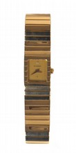 Women's Bucherer 18k Gold Swiss Watch