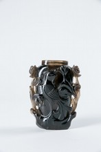 CHINESE CRYSTAL SNUFF BOTTLE, QING DYNASTY