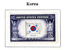 US FLAGS STAMPS