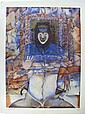 Francisco Toledo Signed Lithograph Amnesty Intl