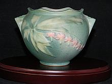 ROSEVILLE DOUBLE HANDLED BLEEDING HEART JARDINIERE
