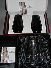 ROGASKA CRYSTAL DOMENICO VACCA ICE BUCKET GLASSES