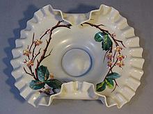 Mt. Washington Enameled Bride's Bowl
