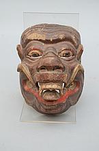Masque de Bali   Bois