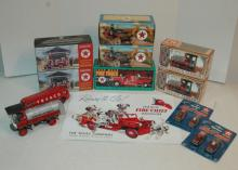 Texaco model Cars, Truck, Trains, &