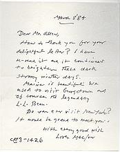 LOREN MACIVER (1909-1998) American Artist