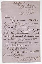 Charles Wynne Nicholls (1831-1903) Irish painter