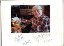 John Gould (1908-2003) American humorist