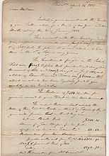 (ESTATE OF JOHN NIXON) Thomas Willing (1731-1821)