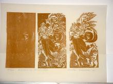 MORTON GARCHIK (1929-2009) American artist