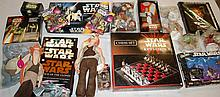 STAR WARS; A mixed lot of Star Wars Episode 1 item