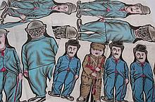 RAG DOLL SHEETS: An unusual and rare collection of