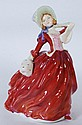 A Royal Doulton figurine 'Autumn Breezes' HN1934